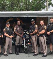 Sheriff's Office Bike Team 275th (1)